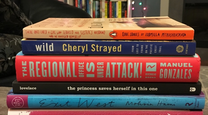 March Reading Wrap-Up & Book Reviews
