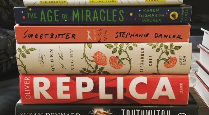April Reading Wrap-Up