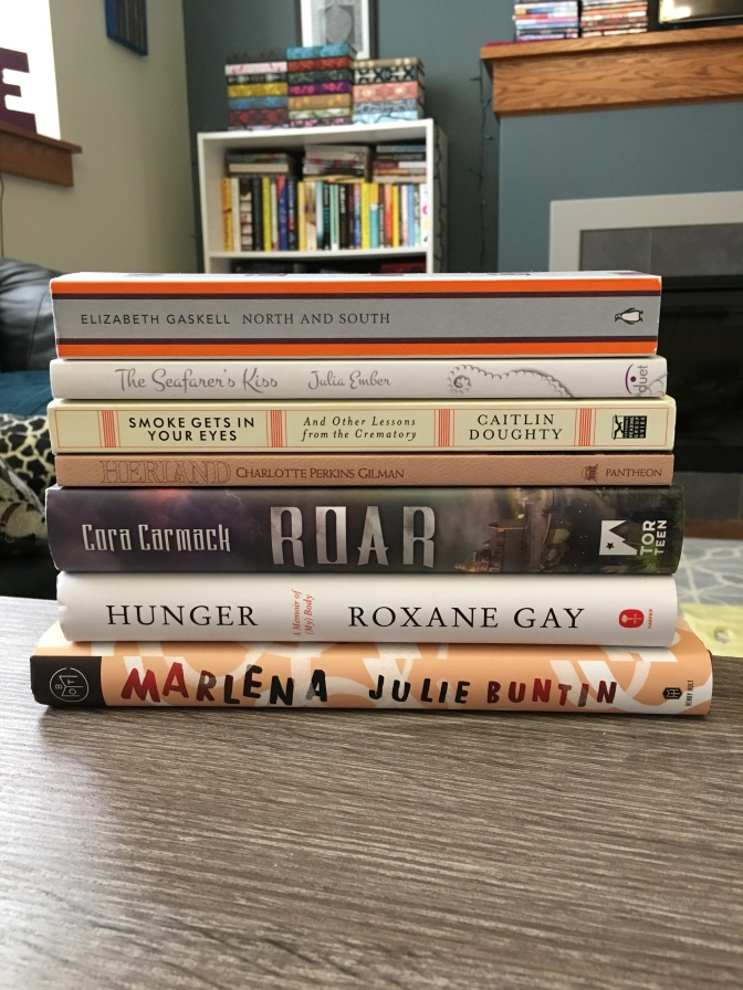 (Belated) June Reading Wrap-Up