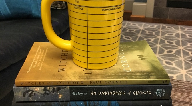 Bout of Books Updates: Days 1, 2, 3