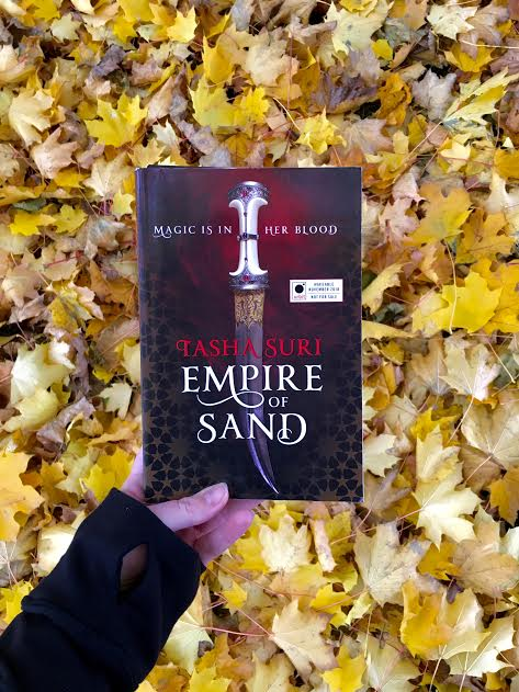 Book Review: Empire of Sand by Tasha Suri