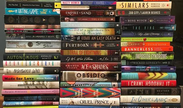2018 Reading Wrap-Up and Stats