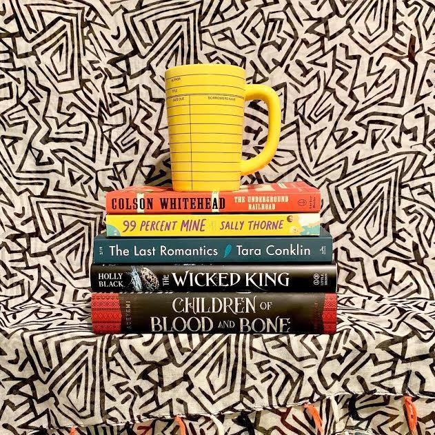 February Reading Wrap-Up