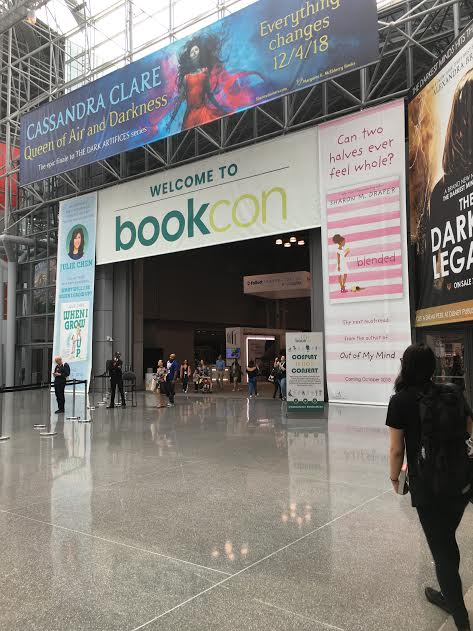 Should You Go to BookCon? Belated Recap and Advice