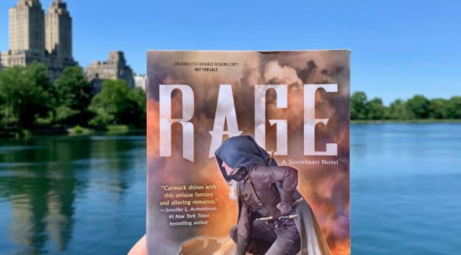 Book Review: Rage by Cora Carmack