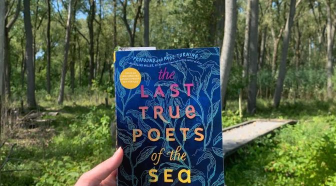 Book Review: My Favorite YA Book of the Year: The Last True Poets of the Sea by Julia Drake