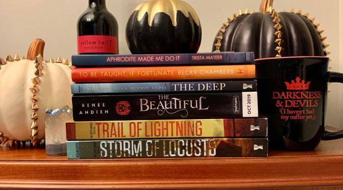 October Reading Wrap-Up!