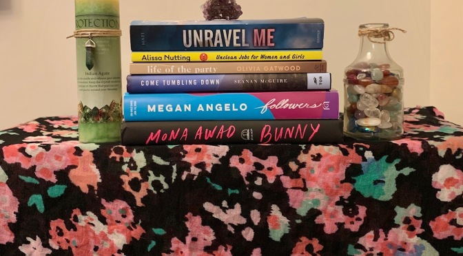 January Reading Wrap-Up! (including my NEW FAVORITE BOOK)