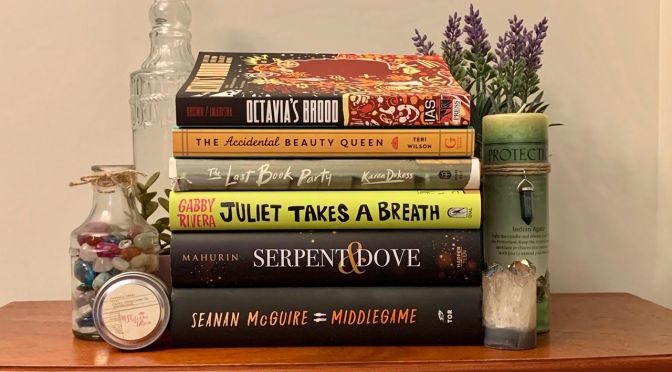 Feb Reading Wrap-Up!