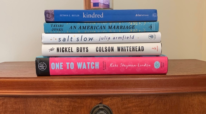 June Reading Wrap-Up