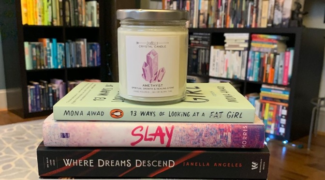 August Reading Wrap-Up: ARC August and Bout of Books