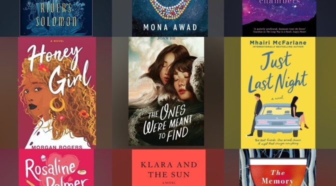 Most Anticipated 2021 Book Releases, Part 2