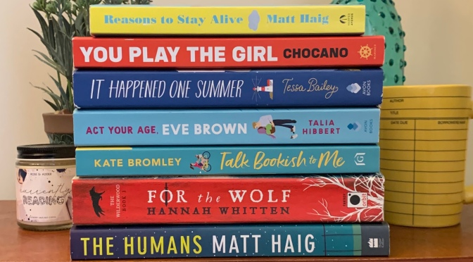 July Reading Wrap-Up